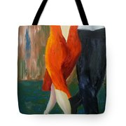 Another Tango Twirl Tote Bag