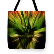 Another Tulip Explosion Tote Bag