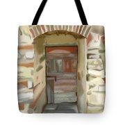 Another Tuscan Door Tote Bag