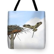 Another Twig For The Nest Tote Bag