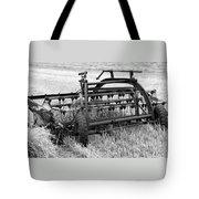 Rake The Hay Tote Bag