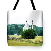 Another View Of The Pa Monument Tote Bag