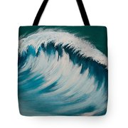 Another Wave Tote Bag