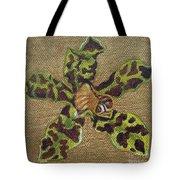 Ansellia Species Tote Bag