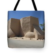 Ansel's Church Tote Bag