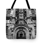 Ansonia Condo Tote Bag