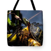 Ant Meets Turtle Tote Bag
