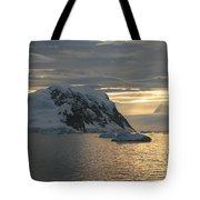 Antarctic Coast Tote Bag