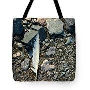 Antarctic Feather Tote Bag