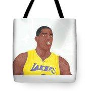Antawn Jamison Tote Bag