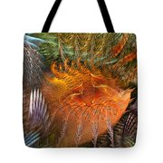 Antecedent To The Emergence Tote Bag