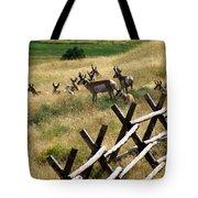 Antelope 2 Tote Bag