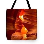Antelope Canyon Candle Tote Bag