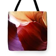 Antelope Canyon Layers Tote Bag