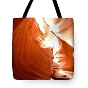 Antelope Canyon Scuplture Tote Bag