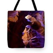 Antelope Canyon Seventeen Tote Bag