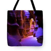 Antelope Canyon Three Tote Bag