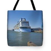 Anthem Of The Seas Southampton Tote Bag
