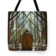 Anthony Chapel Tote Bag