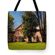 Anthony Hall - Storer College Tote Bag