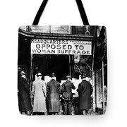 Anti-suffrage Association Tote Bag
