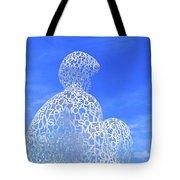 Antibes France Art Tote Bag