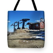Anticipation Tote Bag by Michael Cuozzo