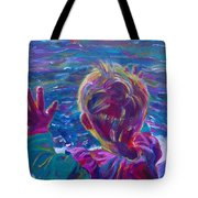 Anticipation Or Are We There Yet? Tote Bag