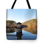 Antietam Creek Tote Bag