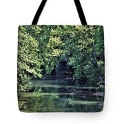 Antietam Creek Tote Bag