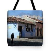 Antigua Guatemala Streetscene Tote Bag