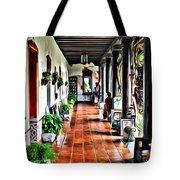 Antigua Hall Tote Bag