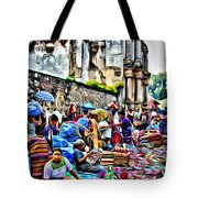 Antigua Market Tote Bag