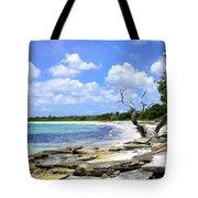 Antigua Shoreline Tote Bag