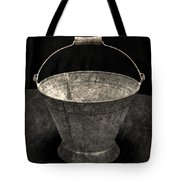 Antique Bucket For Your Modern List Tote Bag