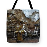 Antique Fire Hydrant 2 Tote Bag