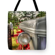 Antique Ford Tractor Tote Bag