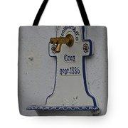 Antique Founain Tote Bag