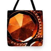 Antique Glass Tote Bag
