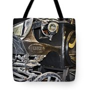Antique Hearse Tote Bag