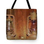 Antique Lamps Tote Bag