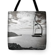 Antique Needles Isle Of Wight Tote Bag