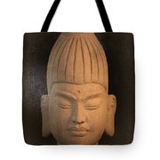 antique oil effect Buddha Burmese Tote Bag