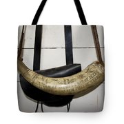 Antique Powder Horn Tote Bag