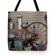 Antique Replica Tote Bag