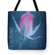 Antique Rose 3 Tote Bag