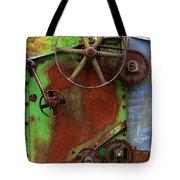 Antique Thrasher Tote Bag