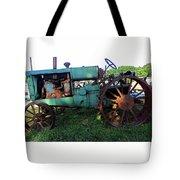 Antique Tractor 1 Tote Bag