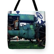 Antique Tractor 7 Tote Bag