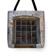 Antique Window Tote Bag